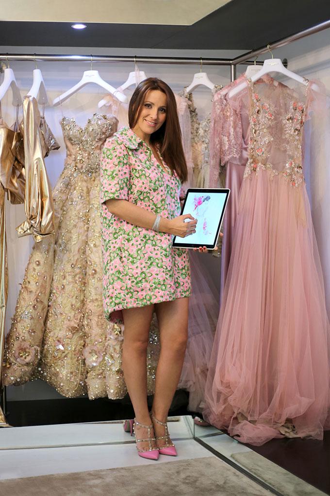 Micaela Oliveira Atelier | Dresses, Formal dresses, Bridal